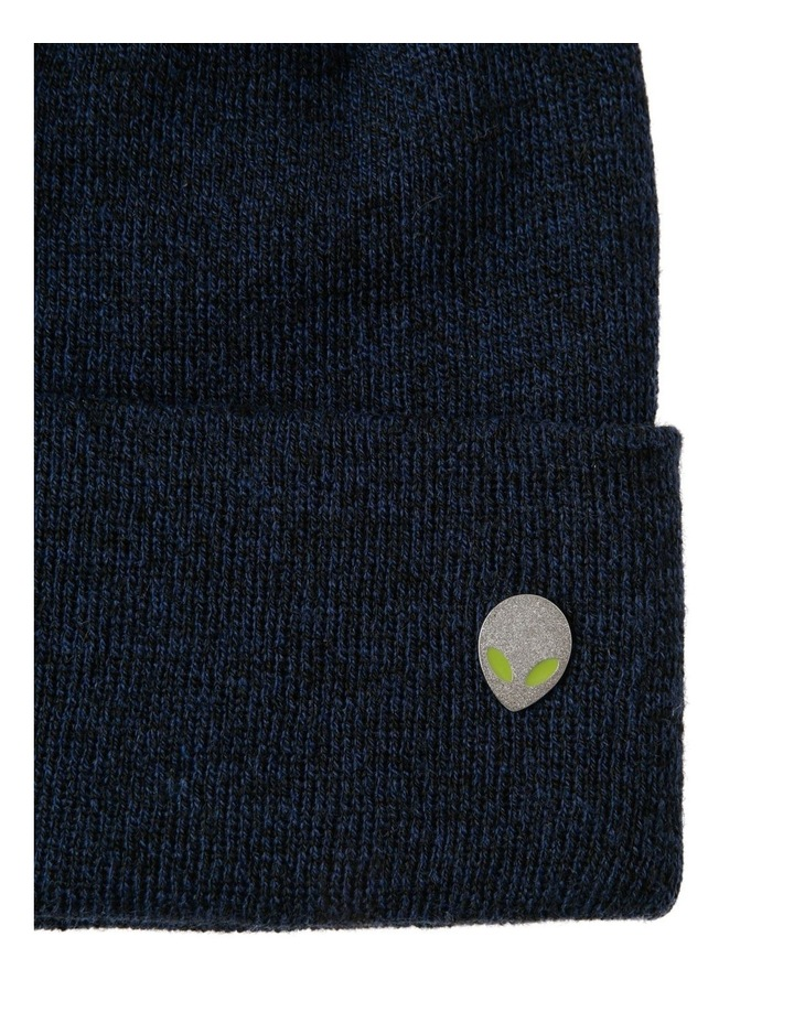 Beanie And Pin Set image 2
