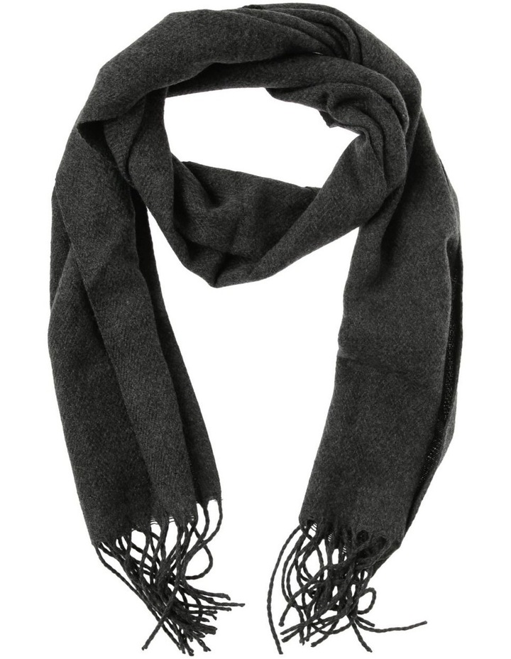 New Woven Solid Scarf image 1