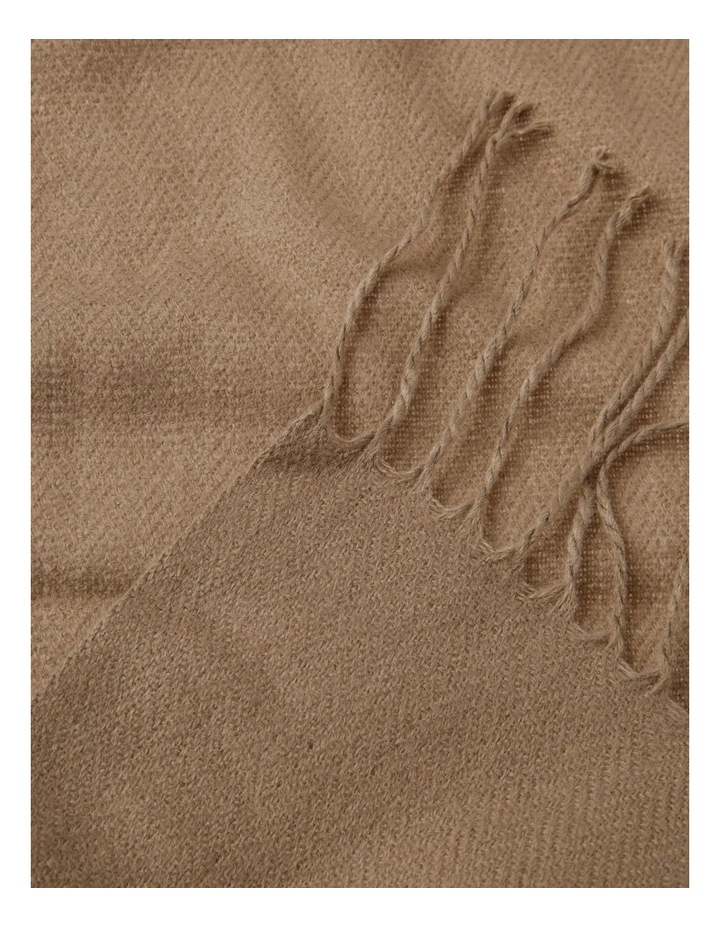 New Woven Solid Scarf image 2