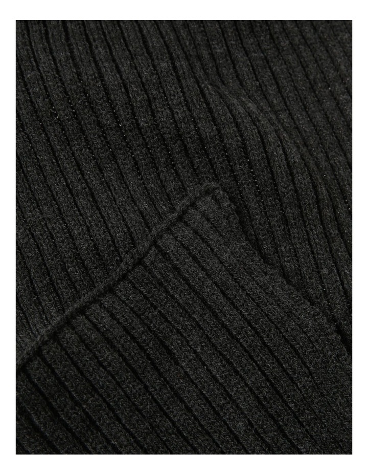 Basic Ribbed Scarf image 2