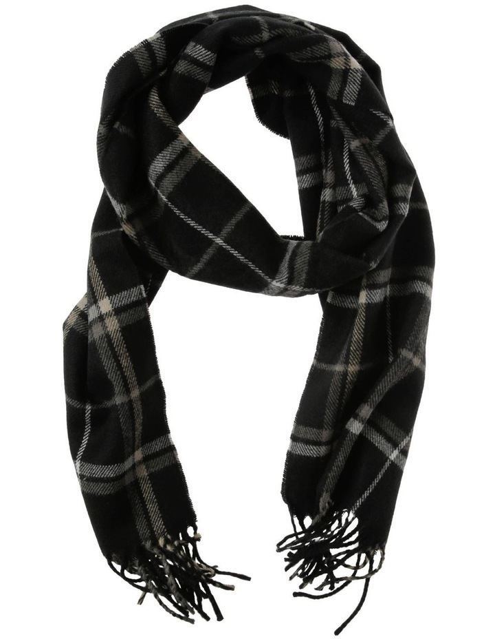 Classic Check Scarf image 1