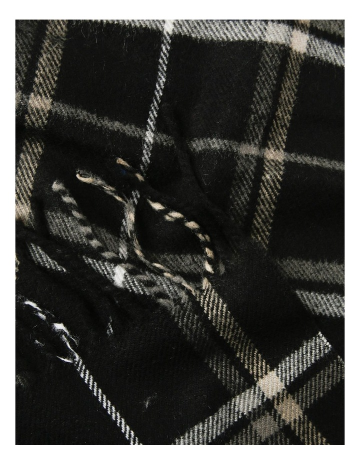 Classic Check Scarf image 2