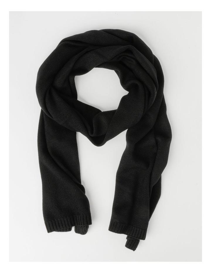 Merino Knit Scarf image 1