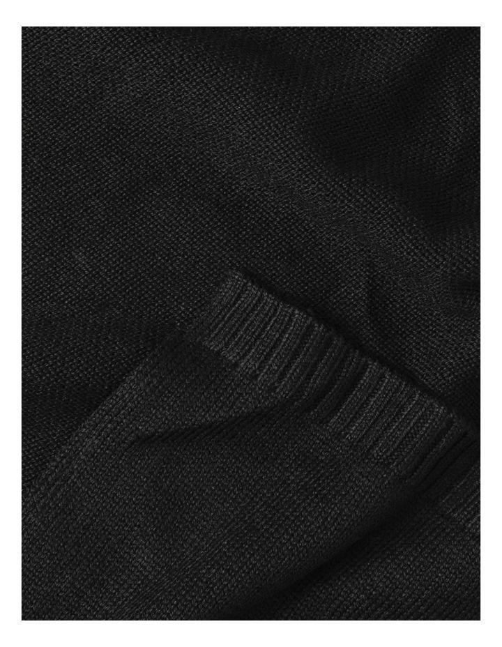 Merino Knit Scarf image 3
