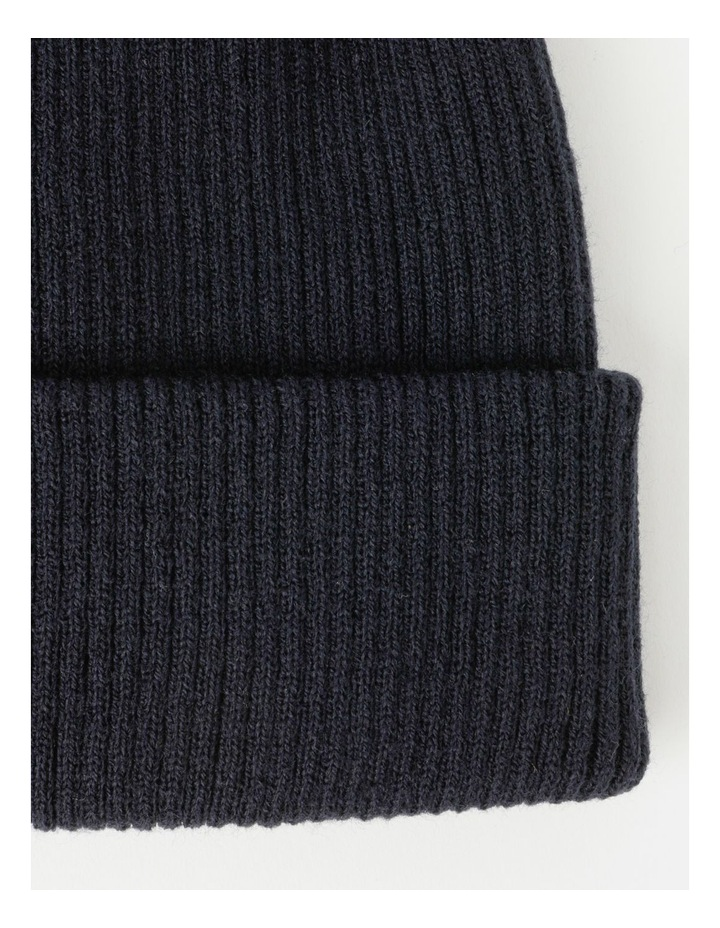 Essential Turn-Up Beanie image 2