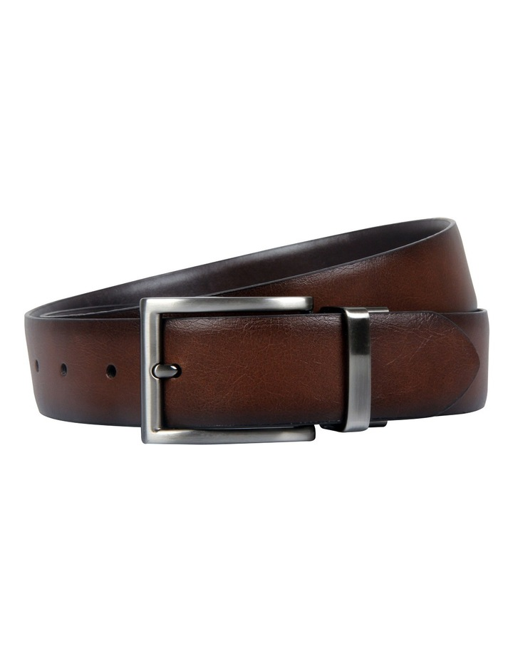 Jeff Banks London Reversible Belt image 1