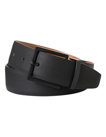 1508e66c46 Van HeusenBlack Tan Reversible Etched Belt W  Buckle VBM111Z BBLK. Van  Heusen Black Tan Reversible Etched Belt W  Buckle VBM111Z BBLK