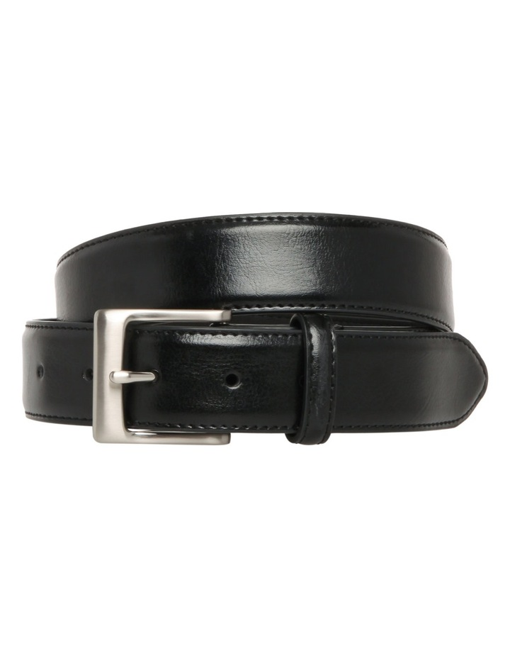 Leather Business Belt image 1