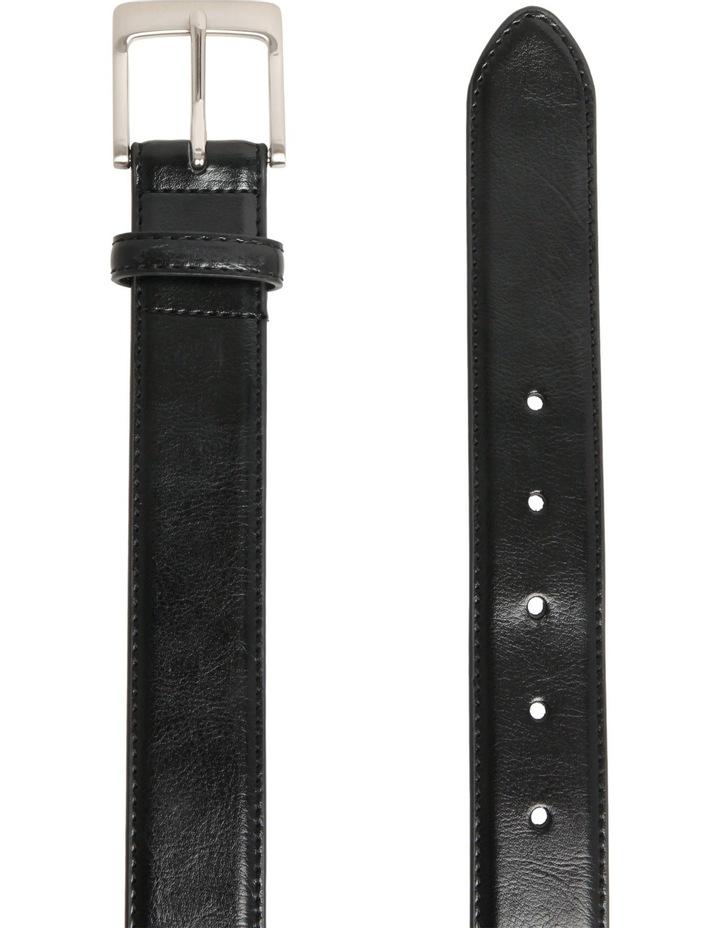 Leather Business Belt image 2