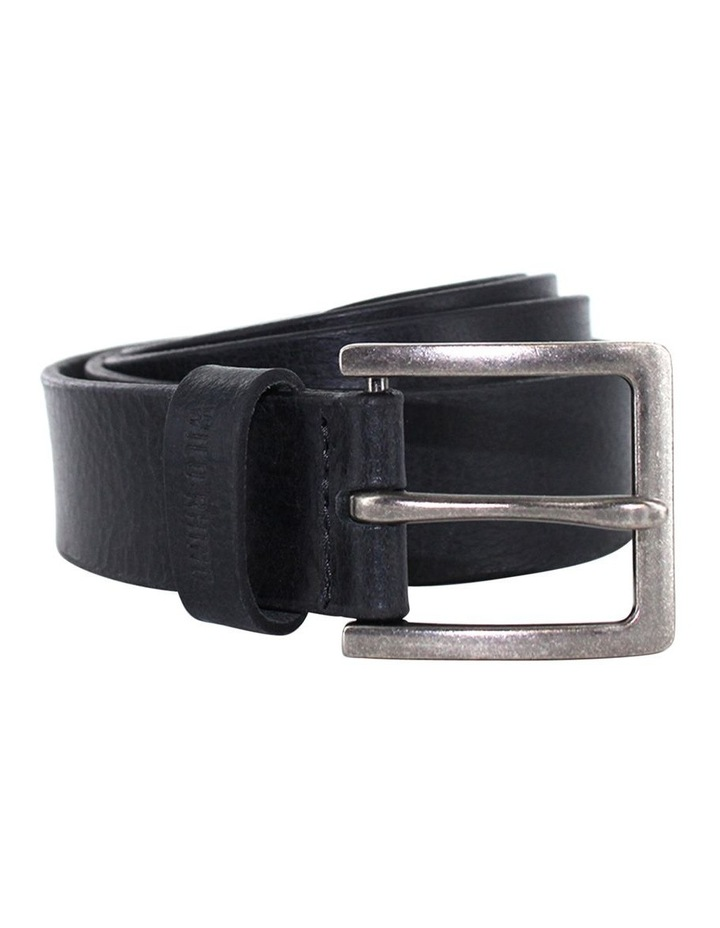 LEATHER CHINO BELT image 1