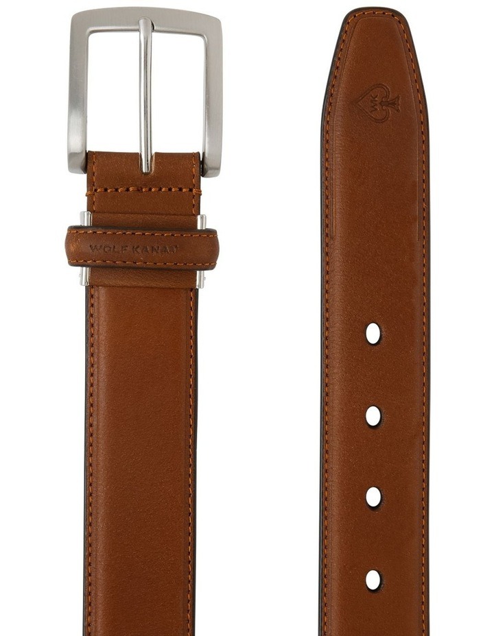 Yanis Tan Full Grain Leather Belt image 2