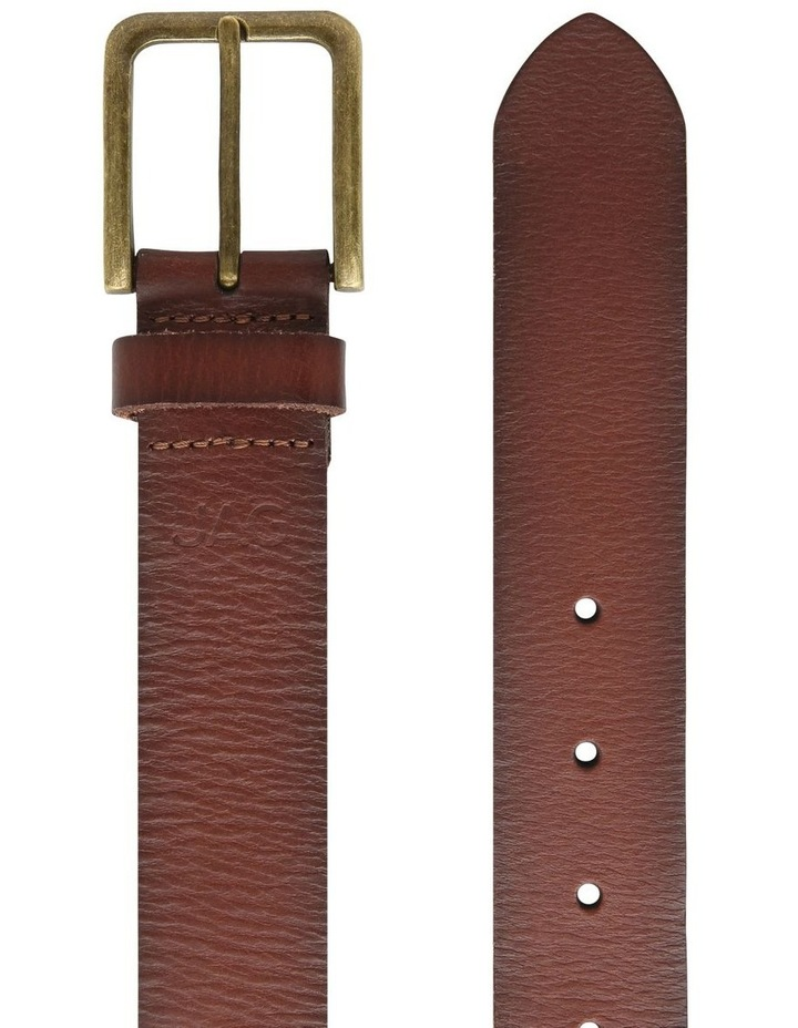 Belt With Burnished Edges image 2