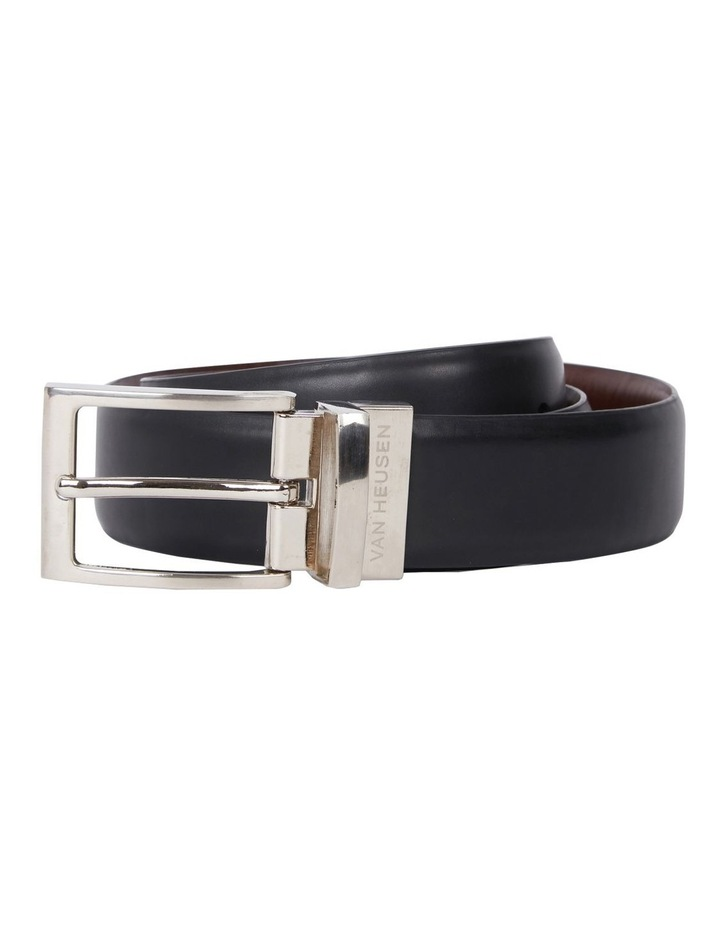 Pin Buckle Flex Stretch Reversible Belt image 1