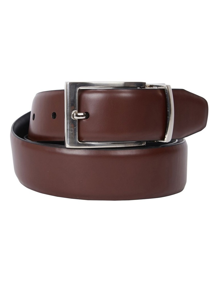 Pin Buckle Flex Stretch Reversible Belt image 2