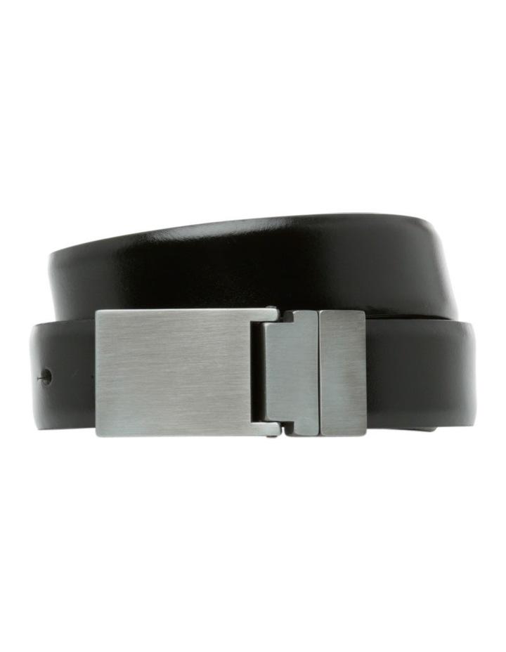 Van Heusen Reversible Plate Buckle Belt image 1