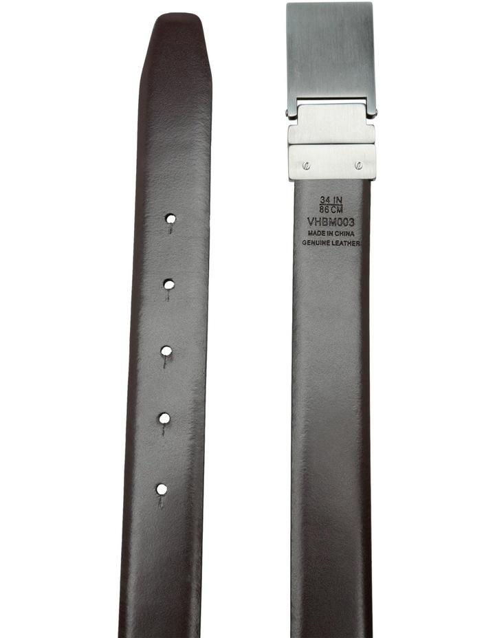 Van Heusen Reversible Plate Buckle Belt image 2