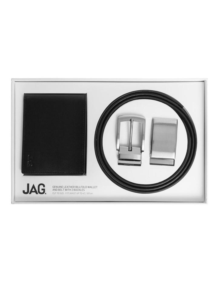 Wallet & Belt Gift Pack image 2