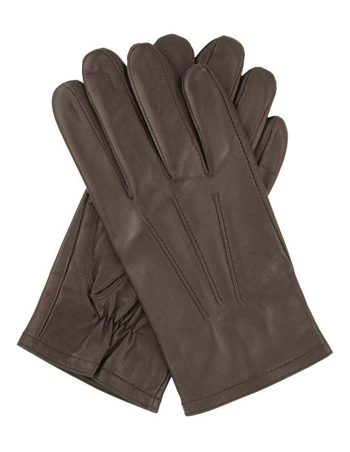 Mens Fine Leather Gloves image 1