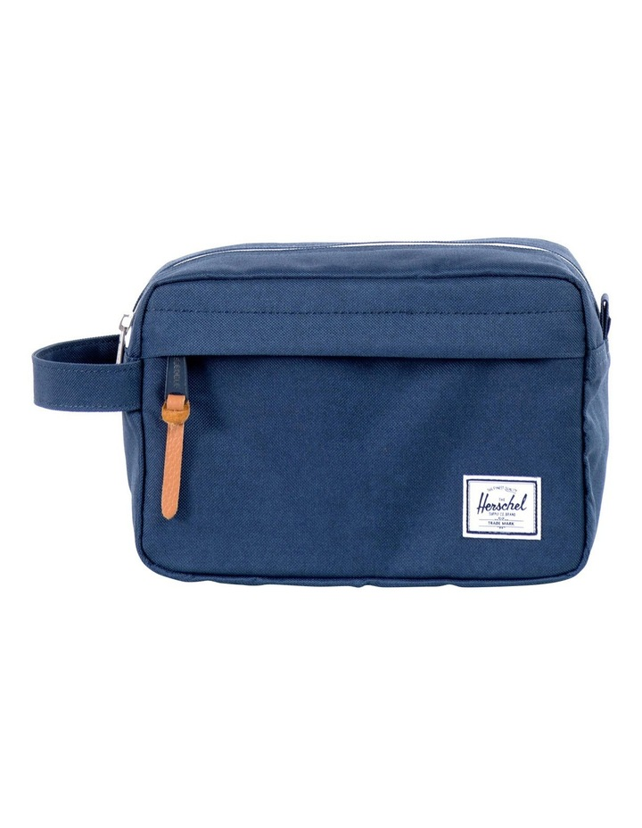 Navy Chapter Travel Toiletry Case image 1