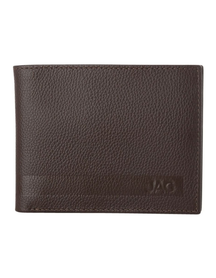 Centrefold Wallet with dual ID Window image 1