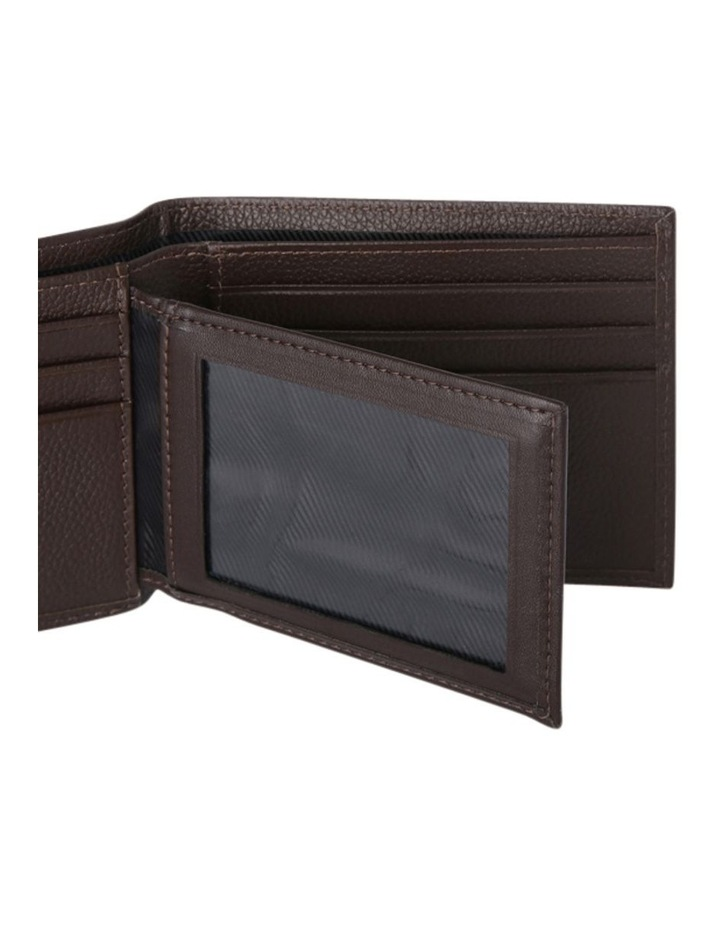 Centrefold Wallet with dual ID Window image 4