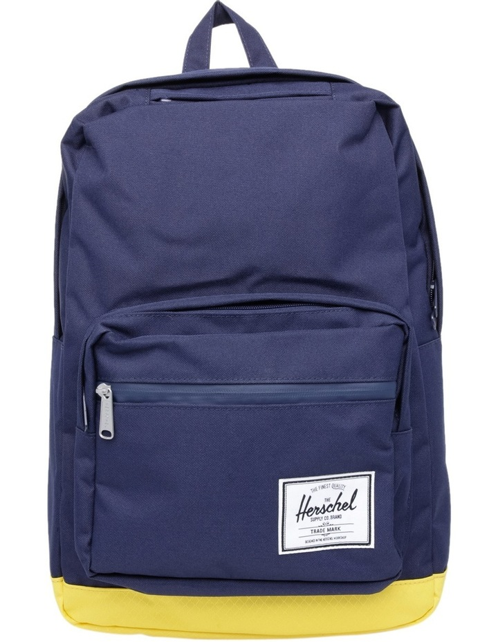 Pop Quiz Backpack Peacoat/Cyber 10011-01639 image 1