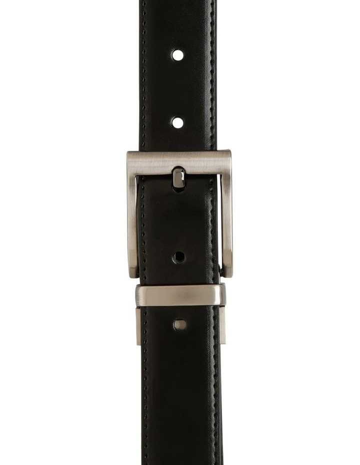 Twist Reversible Leather Belt image 1