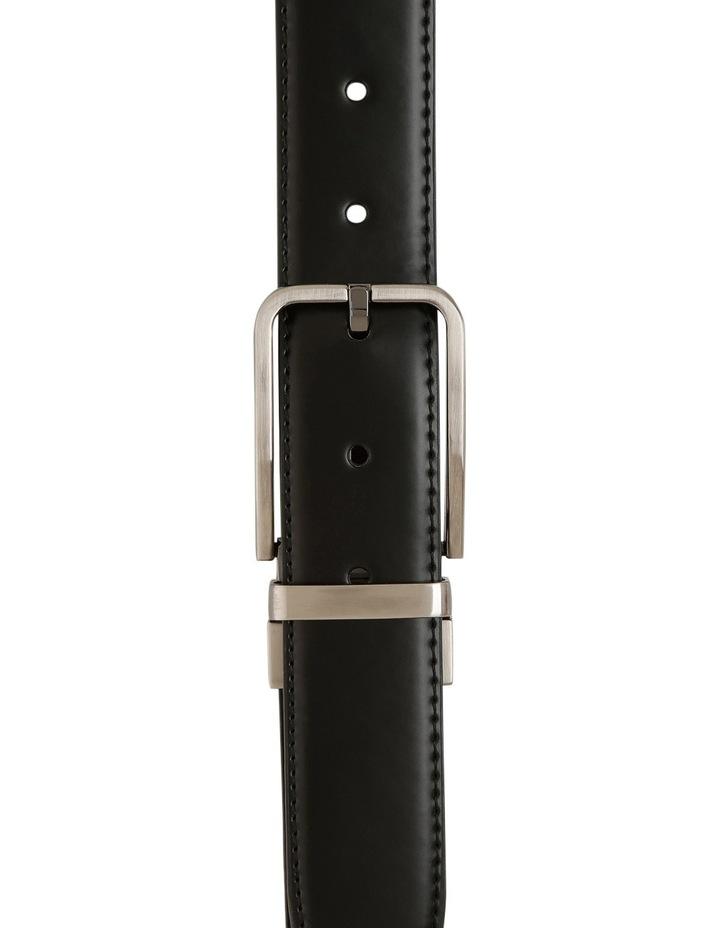 Twist Reversible Leather Belt image 1