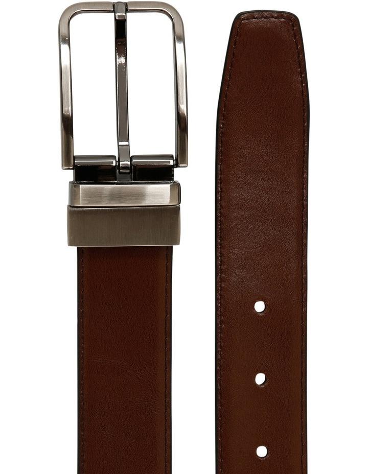 Twist Reversible Leather Belt image 3