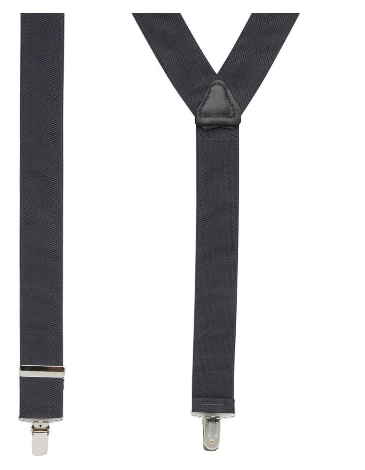 Plain Nickel Clip Braces Y Back image 2