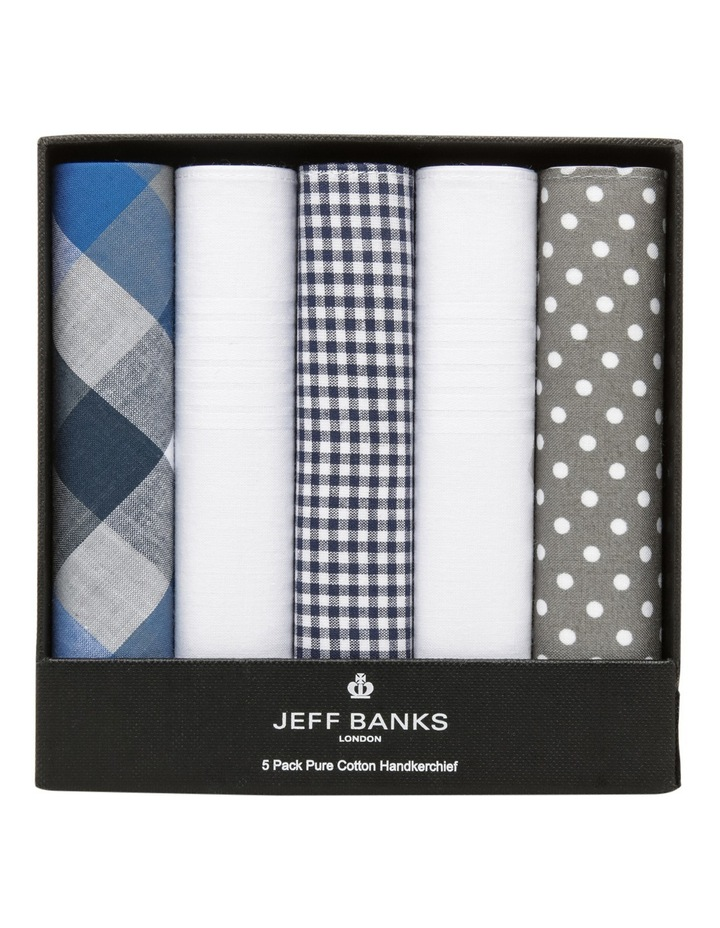 5 Pack Hankie Set image 1