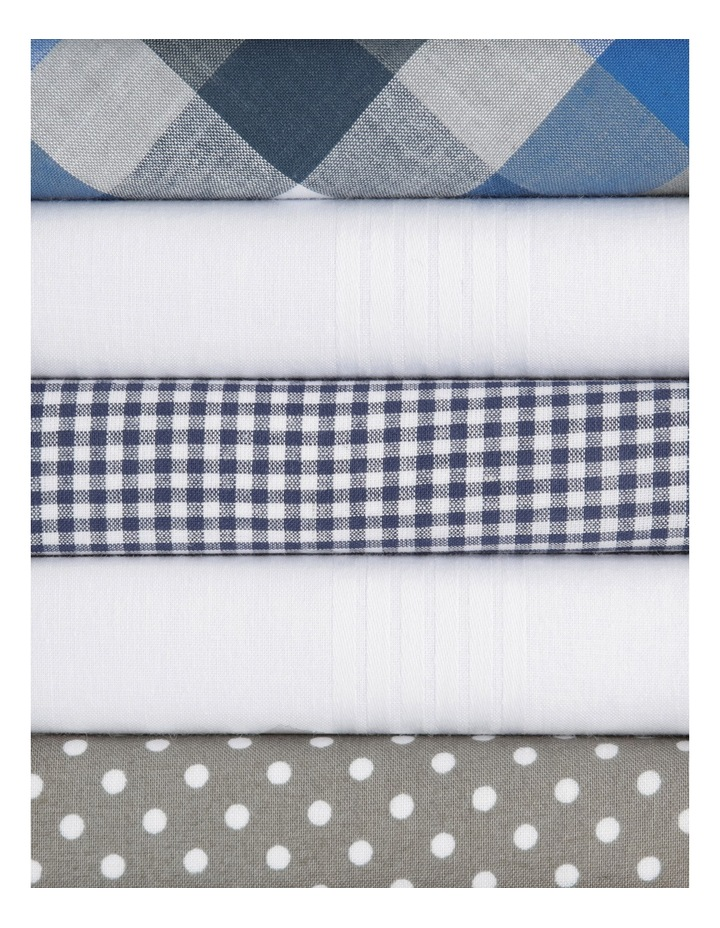5 Pack Hankie Set image 2