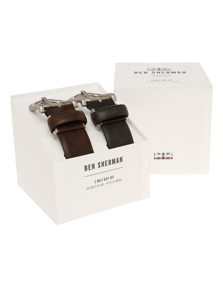 Two Pin Buckle Casual Belt Pack image 1