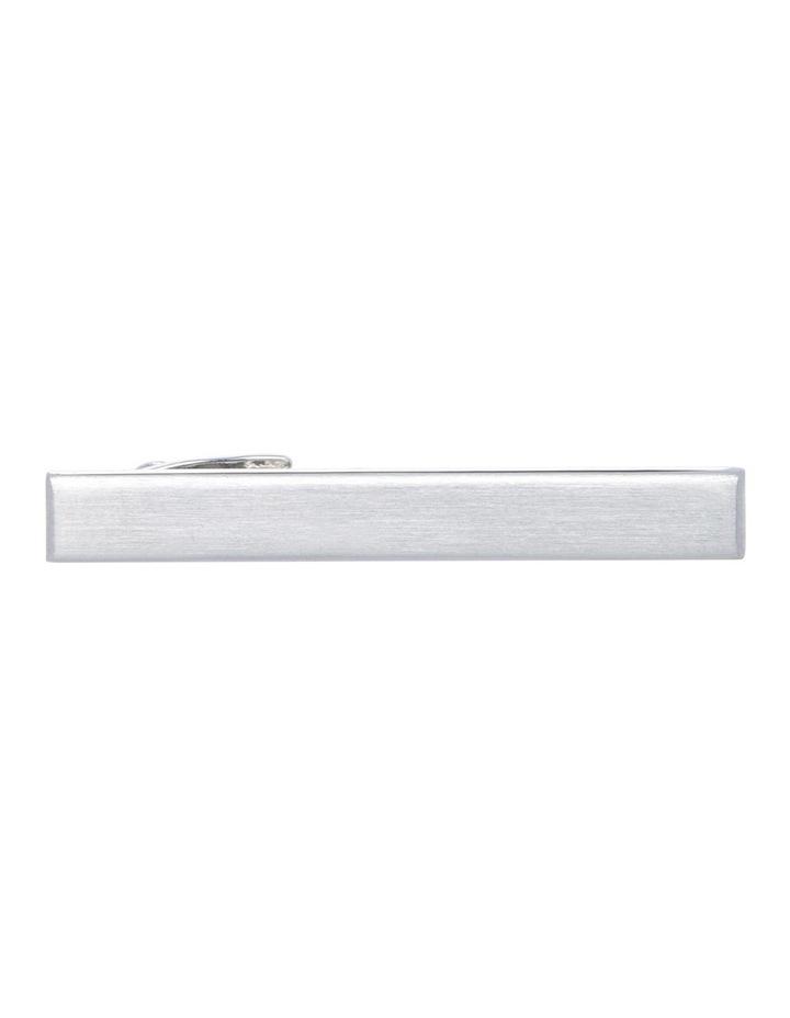 Plain Brushed Tie Bar image 1