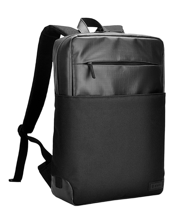 "BYRON 15.6"" WATER RESISTANT LAPTOP BACKPACK image 1"