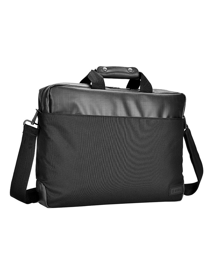 """BYRON 15.6"""" WATER RESISTANT LAPTOP BRIEFCASE image 1"""
