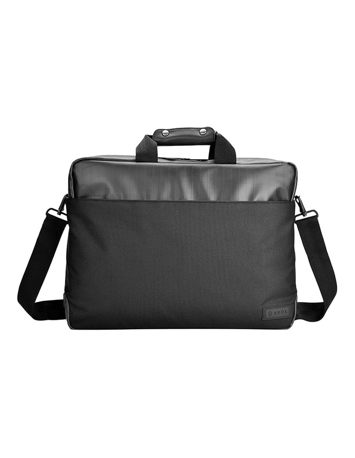 """BYRON 15.6"""" WATER RESISTANT LAPTOP BRIEFCASE image 2"""