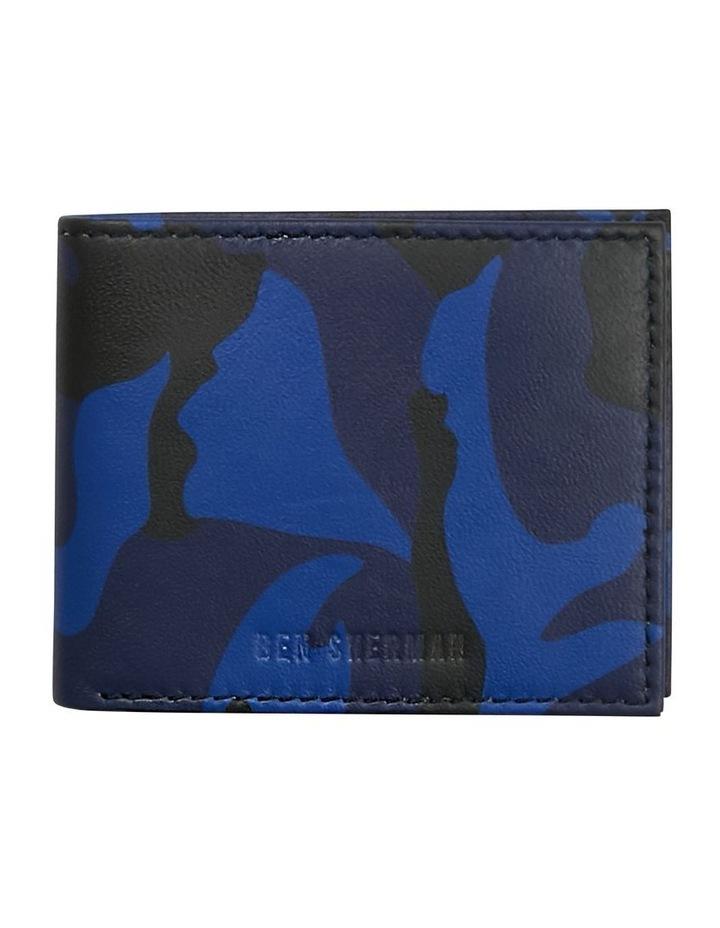 Camo Bifold Wallet image 1