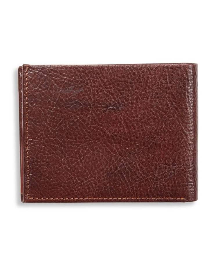 Woven Embossed Centerfold Wallet image 3