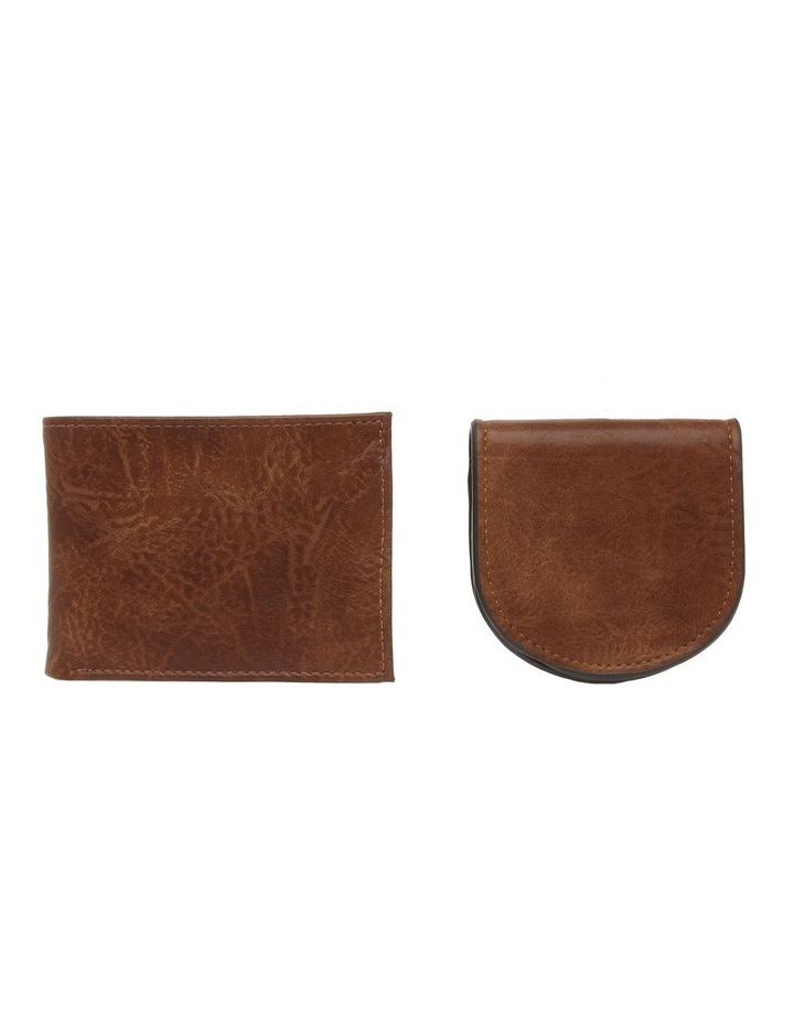 L-Fold Wallet And Coin Case Gift Set image 2