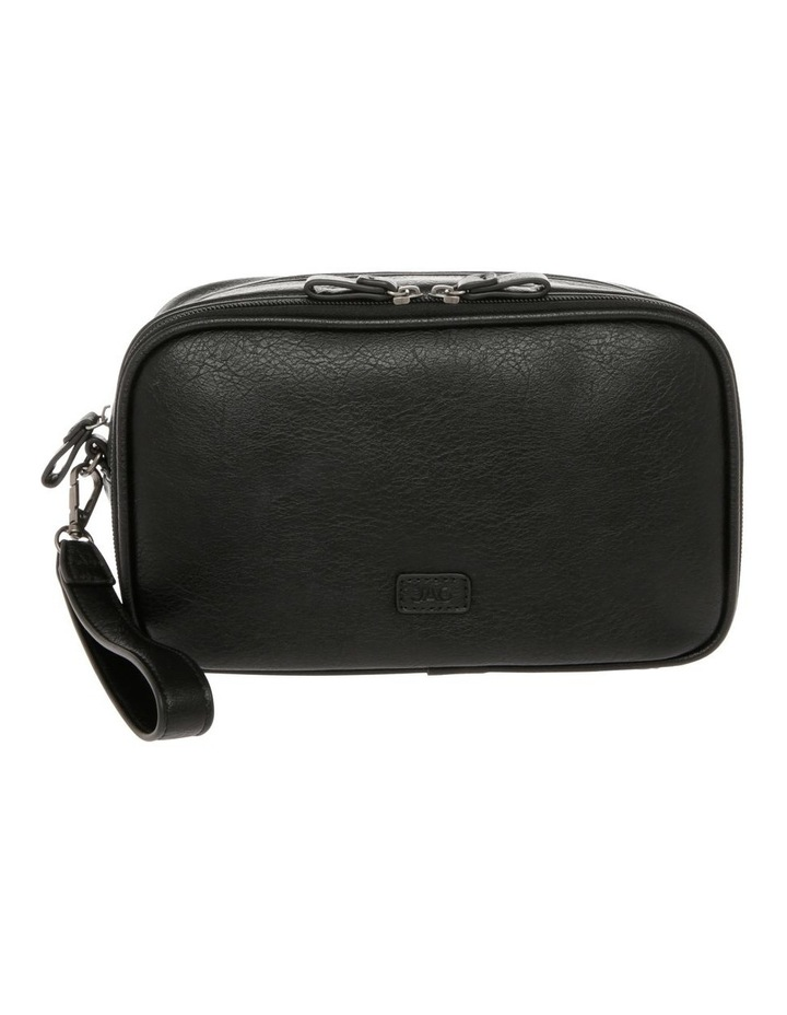 Black Toiletry Bag image 1