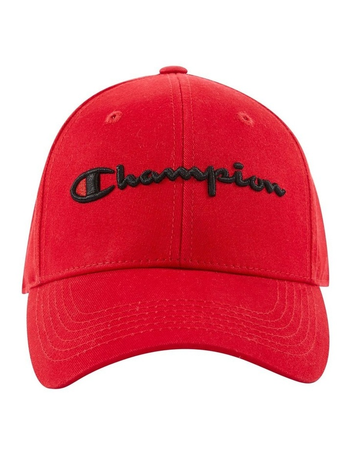 Classic Twill Cap image 1