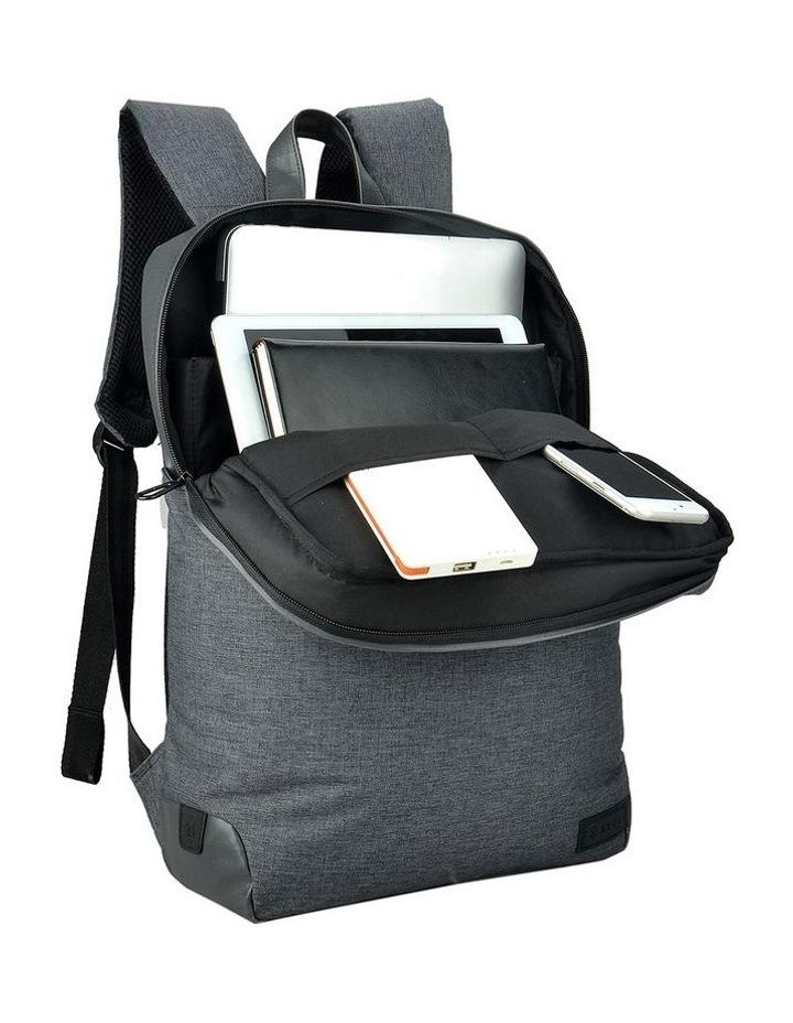 Byron Water Resistant Laptop Backpack image 4