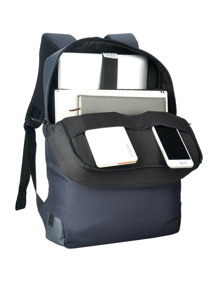 Byron Water Resistant Laptop Backpack image 5