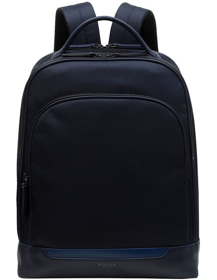 Cannon street Large Zip Around Backpack image 1