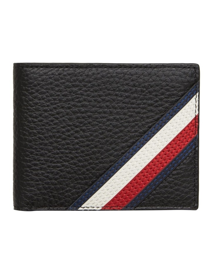 Small Leather Downtown Card Wallet image 1