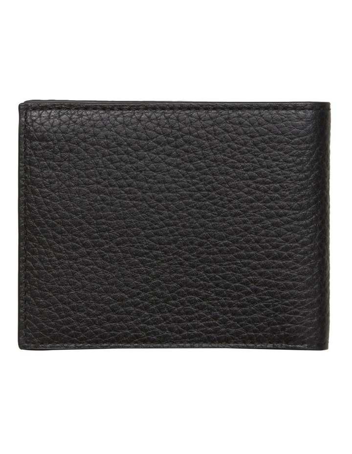 Small Leather Downtown Card Wallet image 2