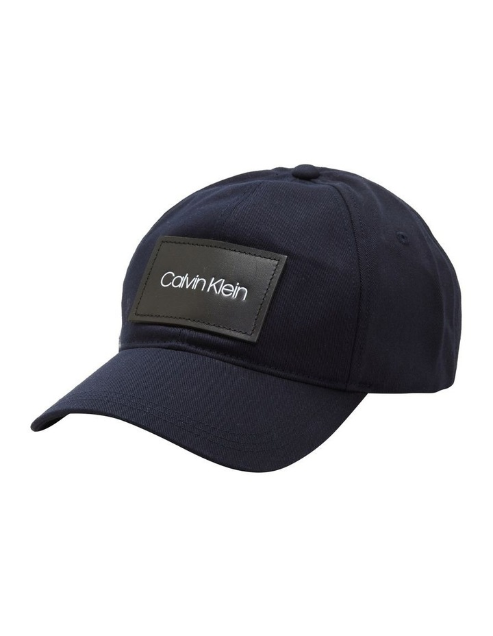 Leather Patch Cap image 1