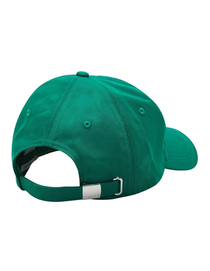 Leather Patch Bb Cap image 2