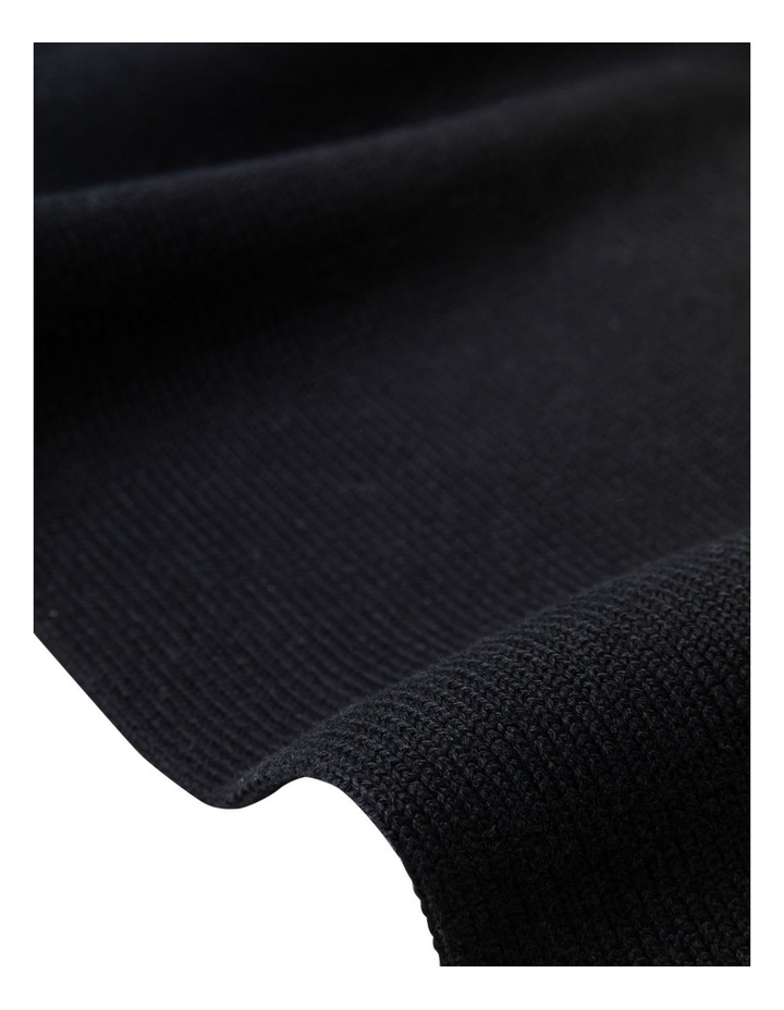 Rib-Knit Pure Cotton Scarf image 2